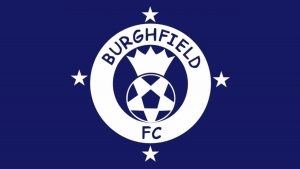 The Burghfield FC badge.