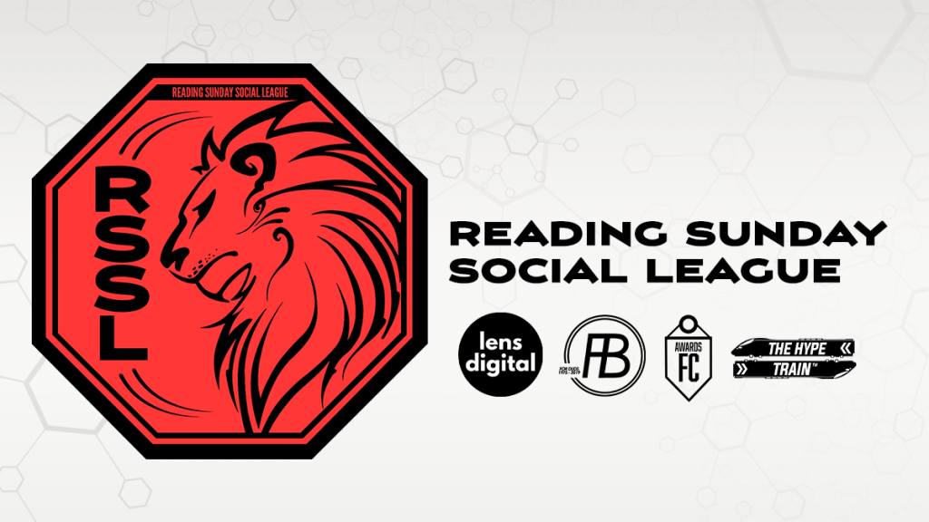 The Reading Sunday Social League header