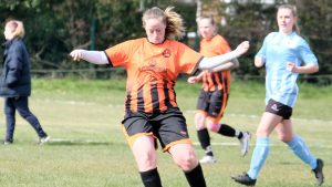 Wokingham & Emmbrook Ladies Caroline Paterson. Photo: Andrew Batt.