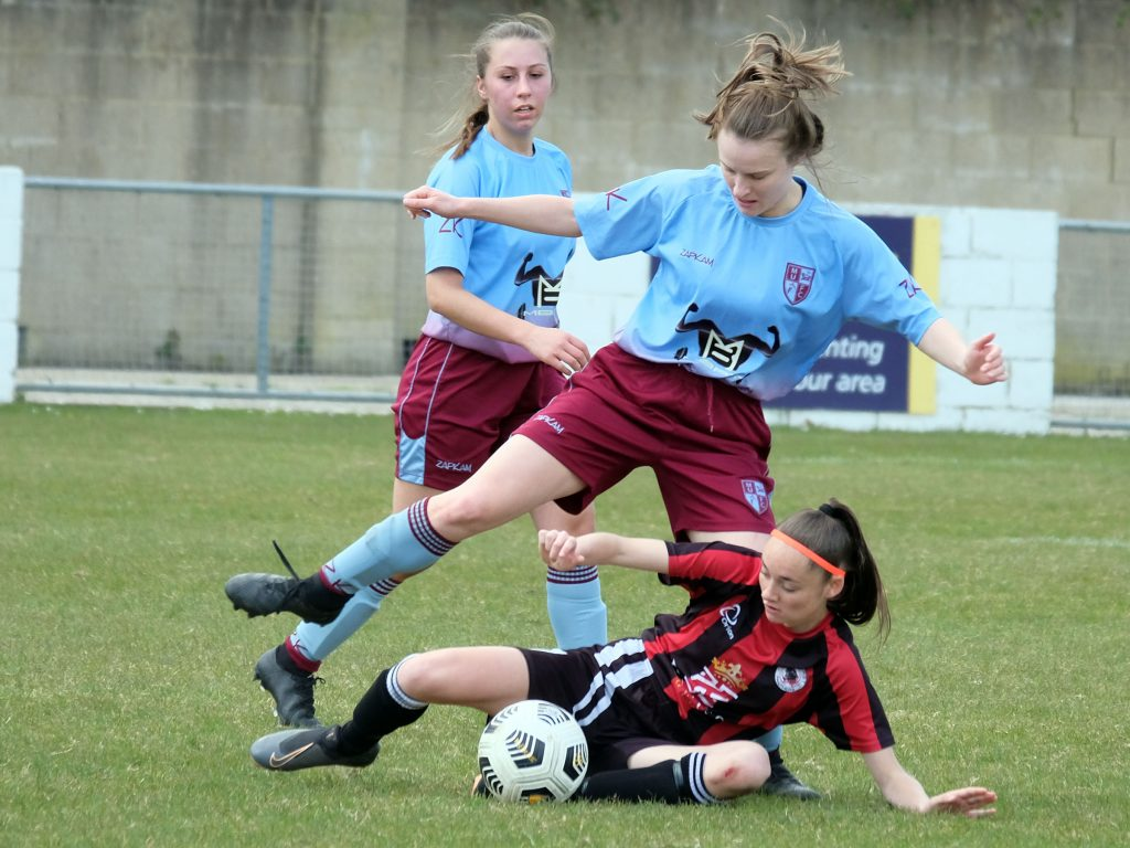 Tilehurst Panthers Women Development v Milton United Ladies Photo: Andrew Batt/contentello.smugmug.com