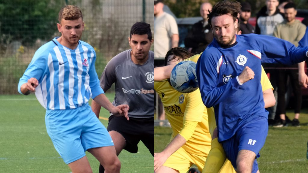 Finchampstead and Burghfield in the TVPL. Photos by Andrew Batt.
