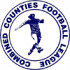 Combined Counties League logo.